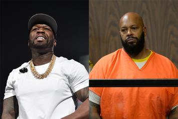 50 Cent Wants In After Ray J Acquires Suge Knight's Life Rights