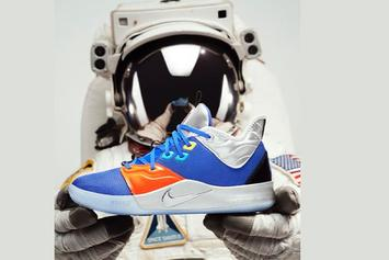 """Paul George's """"NASA"""" Nike PG3 Drops Today: Purchase Links"""
