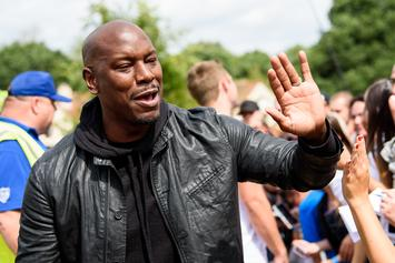 Tyrese Gets Grilled By Wendy Williams On Beef With Dwayne Johnson & Ex-Wife Drama