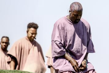 "Kanye West's ''Selah'' Previewed In Latest ""Jesus Is King"" Teaser"