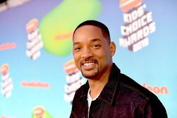 Will Smith Wants You To Sleep Outside In A Fight For Homelessness
