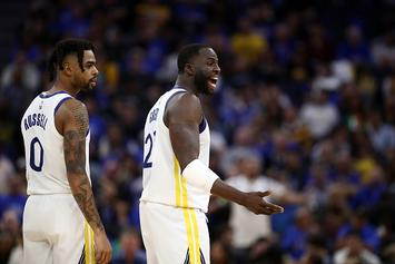 """Draymond Green Doesn't Hold Back After Clippers Loss: """"We F*cking Sucked"""""""
