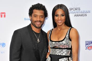 Russell Wilson & Ciara Celebrate Her Birthday On A Yacht