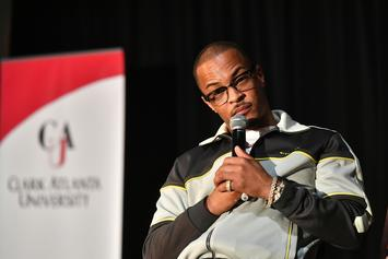 T.I. Discusses The Similarities Between Kanye West & Candace Owens