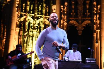 """Common """"Rates The Bars"""" Of Kanye West, Vic Mensa, Mos Def, Polo G, & More"""