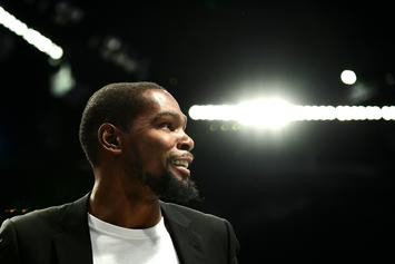 """Kevin Durant Confirms On """"First Take"""" Whether He'll Play This Season: Watch"""