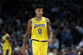 Kyle Kuzma Receives Peculiar Comparison From Gregg Popovich