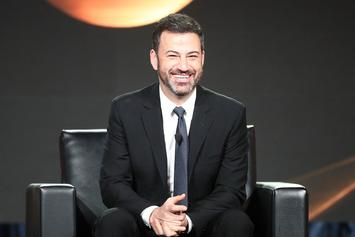 "Jimmy Kimmel Brings Back ""I Told My Kids I Ate All Their Halloween Candy"""