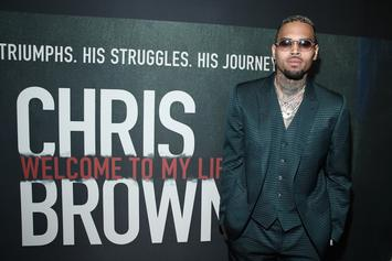 Chris Brown Yard Sale Crowd Attracts Cops To Shut It Down
