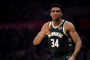 Giannis Antetokounmpo Sets Impressive New Record Against The Clippers