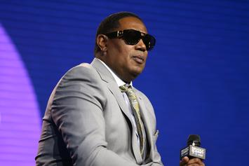 Master P & No Limit Get Booed Off Stage During Reunion Show: Watch