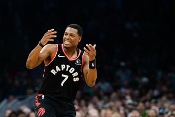 Kyle Lowry Out For 2 Weeks With Thumb Injury: Report