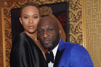 """Lamar Odom Proposes To Girlfriend Sabrina Parr: """"She the ONE!!!!"""""""