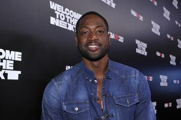 Dwyane Wade Unveils Who His All-Time Starting Five Would Be