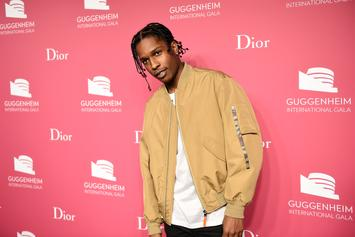 A$AP Rocky Celebrates A$AP Yams' Birthday With Video Of Him Lost In London