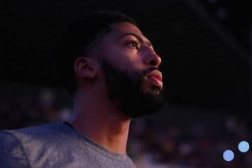 Lakers' Anthony Davis Injury Status Revealed Following Rib X-Ray
