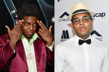 Kodak Black Quotes Kevin Gates & Shares Prison Photos In New Post