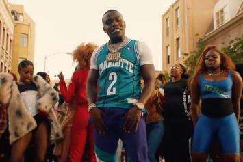 "DaBaby Premieres ""BOP"" Video As A Hip-Hop Musical"