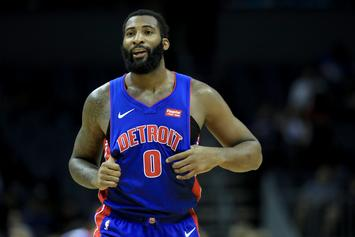 Andre Drummond Teases New Show About His Hip-Hop Career: Watch