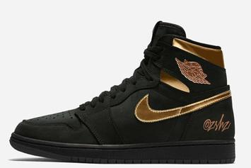 "Air Jordan 1 High OG ""Metallic Gold"" Rumored For 2020: Details"