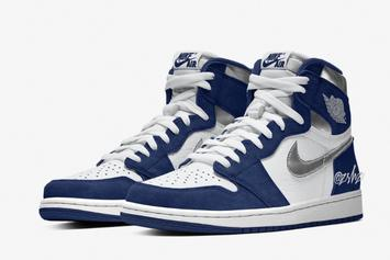 "Air Jordan 1 ""Midnight Navy"" On Tap For 2020: What To Expect"