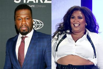 "50 Cent Shoots His Shot At Lizzo: ""That's The Love Boat"""