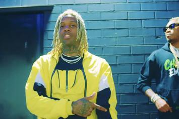 "Future &  Lil Durk Invite Us Behind The Scenes In ""Last Name"" Video"
