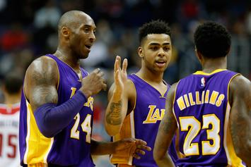 Lou Williams Reveals Funny Yet Embarrassing Kobe Bryant Story