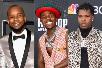 HNHH TIDAL Wave: Tory Lanez, DaBaby & Lil Baby Run It This Week