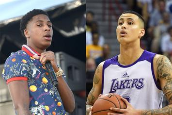 NBA YoungBoy's Rumored Texts With Kyle Kuzma's Girl Leaked