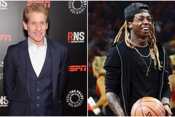 "Skip Bayless & Lil Wayne Show Off Their Drip On ""Undisputed"""