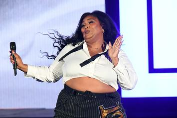 """Homer Simpson Assists Lizzo In Naked Message To The Haters: """"Kiss My A**"""""""