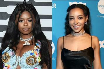 Tinashe & Dreezy Are Ladies In Lingerie As Savage X Fenty Ambassadors