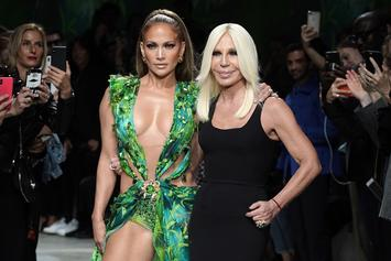 Versace Sues Fashion Nova For Copying Jennifer Lopez's Most Iconic Dress