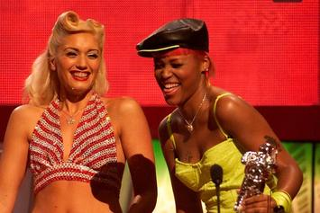 """Eve Reunites With Gwen Stefani On """"The Voice"""" For """"Rich Girl"""" Performance"""