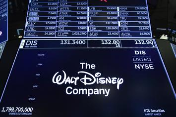 Disney Stock Highest Its Ever Been After Disney+ Pulls In Over 15M Downloads