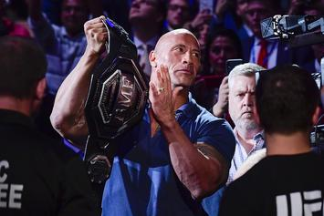 "Dwayne ""The Rock"" Johnson Picks His Wrestling Mount Rushmore"