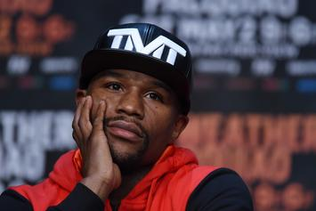 Floyd Mayweather's Team Member Hits Fan Who Asked For Photo: Report