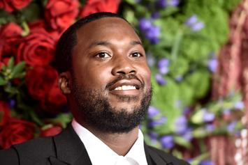 """Meek Mill Celebrates """"Championships"""" On Anniversary: """"My New Sh*t Hotter"""""""