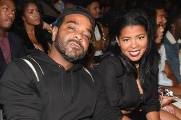 """Chrissy Lampkin Isn't Worried About Marrying Jim Jones: """"It's Not A Priority Anymore"""""""