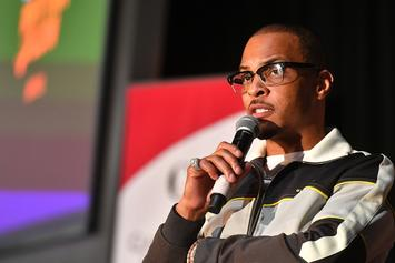 "T.I. Calls Out Wack 100's Social Media Hypocrisy: ""Until It's In My Face It's Fake"""