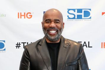 Is Steve Harvey Sending A Message To Lori Harvey To Steer Clear Of Future? Watch