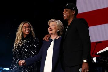 "Jay-Z Granted High Praise From Hillary Clinton On His Birthday: ""An Icon Turns 50"""