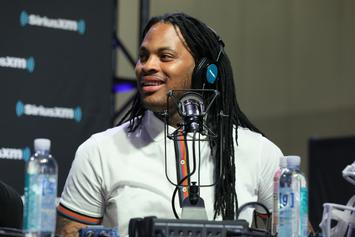 "Waka Flocka Flame Says ""AGT"" Racist For Firing Gabrielle Union, Urges Boycott"
