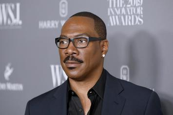 Eddie Murphy Needs Nine Months To Prepare For Stand Up Comedy Return