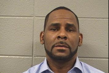 R. Kelly Charged With Bribing Officials To Marry Aaliyah When She Was 15