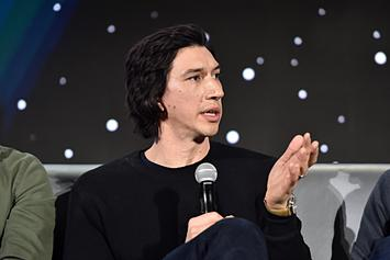 "Adam Driver Doesn't Think Kylo Ren Needs Redemption In ""Star Wars: Rise Of Skywalker"""