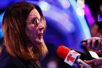 Ozzy Osbourne Offers $25,000 Reward For Return Of Stolen Items