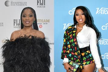 Keke Palmer Shoots Her Shot On Megan Thee Stallion's Curvy Pics