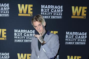 """Aaron Carter's Version Of """"Satire"""" Earns Him Title As Racist"""